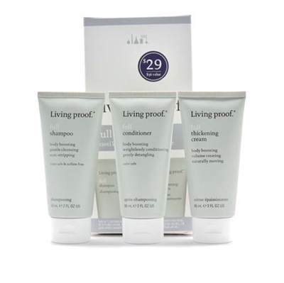 Living Proof Full Travel 3pc Kit