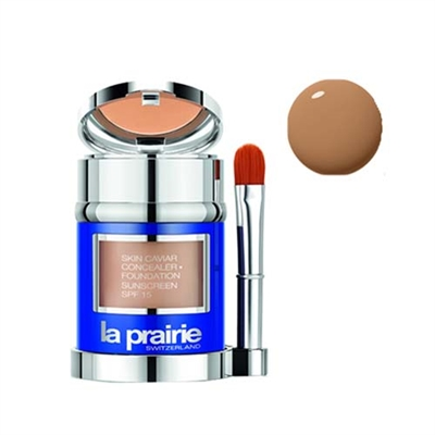 La Prairie Skin Caviar Concealer Foundation Amber Beige S...