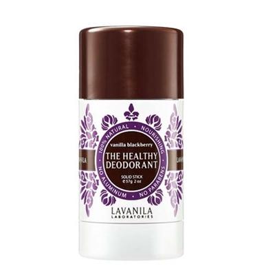 Lavanila The Healthy Deordorant Vanilla Blackberry Solid ...