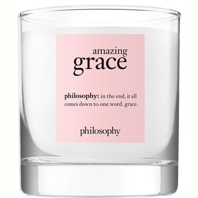 philosophy Amazing Grace Scented Candle 7.8oz / 221g