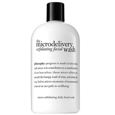 philosophy The Microdelivery Exfoliating Facial Wash 16oz...