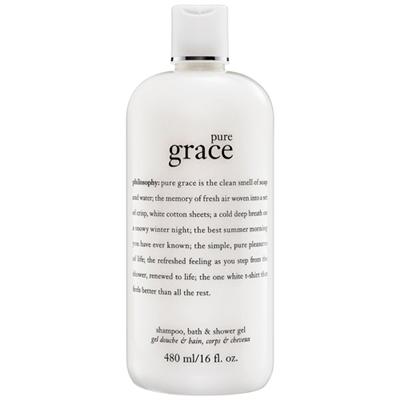 philosophy Pure Grace Shower Gel 16 oz / 480ml