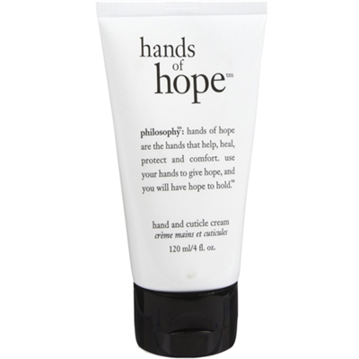 philosophy Hands of Hope Hand and Cuticle Cream 4.0 oz / ...