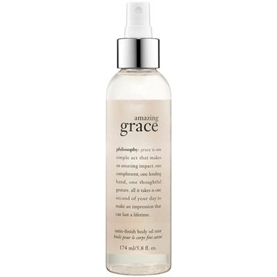 philosophy Amazing Grace Satin Finish Body Oil Mist 174ml...
