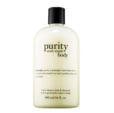philosophy Purity Made Simple Body 3-In-1 Shower Bath and...
