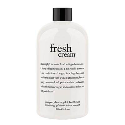 philosophy Fresh Cream Shampoo Shower Gel and Bubble Bath...