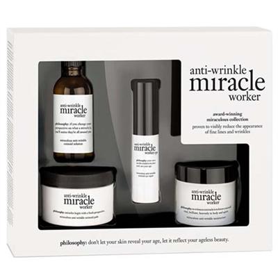 philosophy Ultimate Anti-Wrinkle Miracle Worker 4 Piece Set