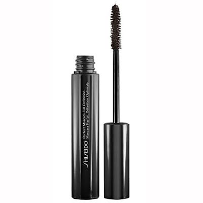 Shiseido Perfect Mascara Full Definition BR602 Brown 8ml ...