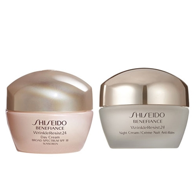 Shiseido Travel Exclusive Anti-Wrinkle Day and Night Set