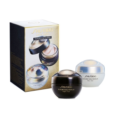 Shiseido Total Protective and Regenerating Day and Night Set