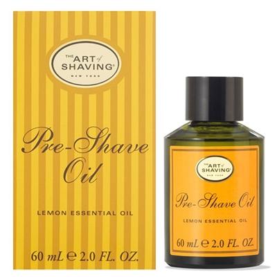 The Art of Shaving Pre-Shave Oil Lemon Essential Oil 2.0o...