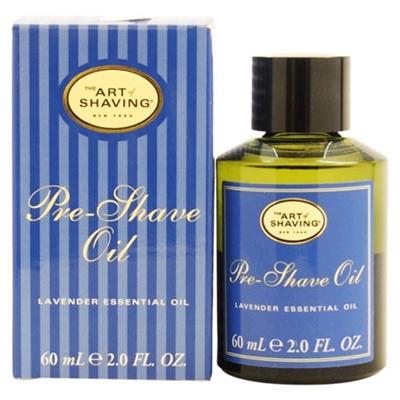The Art of Shaving Pre-Shave Oil Lavender Essential Oil 2...