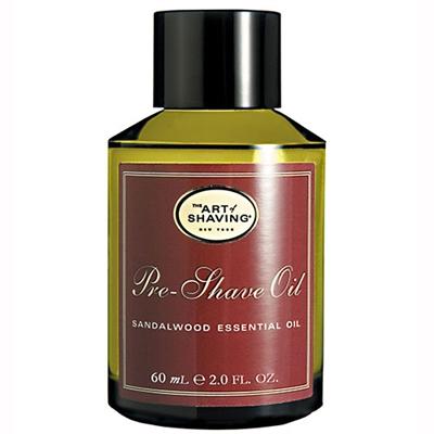 The Art of Shaving Pre-Shave Oil Sandalwood Essential Oil...