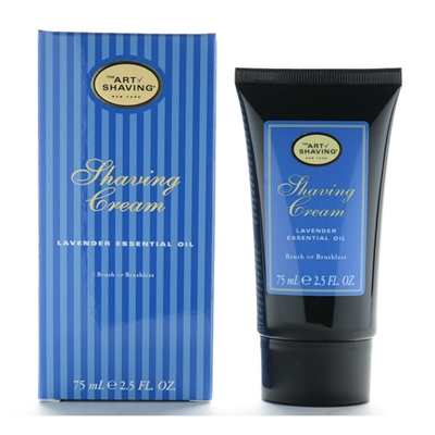 The Art of Shaving Shaving Cream Lavender Essential Oil
