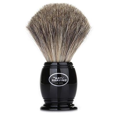 The Art of Shaving Shaving Brush Black 100 Pure Badger Ha...