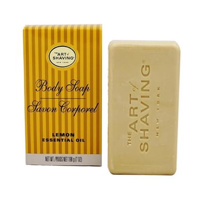The Art of Shaving Body Soap Lemon Essential Oil 7.0oz / ...