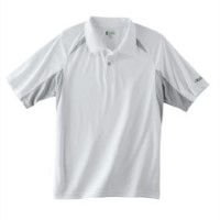 Izod 0106 Mens Color Block Dobby Polo Shirts
