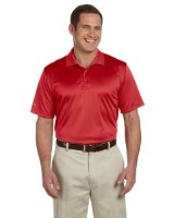 Izod 13Z0103 Mens Solid Dobby Polo Shirts