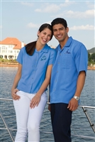 Inner Harbor 3000 Men's Fine Bedford Camp Shirt