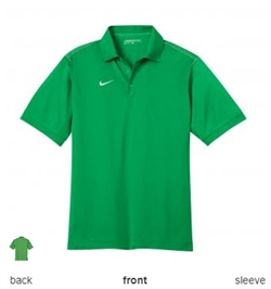 Nike Golf 443119 Mens Dri-FIT Sport Swoosh Pique Polo Shirts
