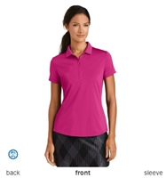 Nike Golf 811807 Ladies Dri-FIT Smooth Performance Polo Shirts