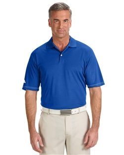 adidas Golf A114 Men's climalite® Contrast Stitch Polo