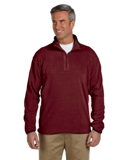 Chestnut Hill Microfleece Quarter-Zip Pullover Jackets CH910.