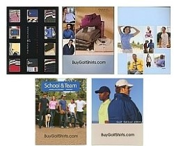 2013-2014 Print Catalogs for Golf Shirts, Polo Shirts, T-Shirts, Jackets, Teamwear, Caps and Corporate Apparel.