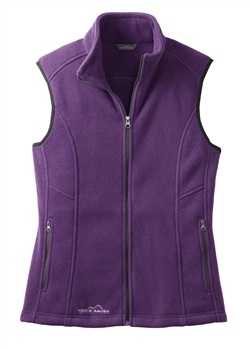 Eddie Bauer® EB205 Ladies Fleece Vest
