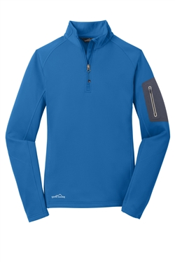 Eddie Bauer® EB235 Ladies 1/2-Zip Performance Fleece Jackets