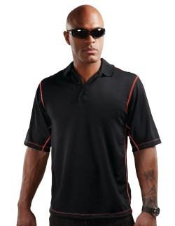 Tri-Mountain K006 Mens Intercooler Ultra Cool Micromesh Polo Shirts