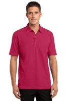 Port Authority K559 Modern Stain-Resistant Pocket Polo