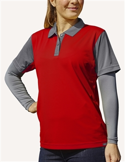 Pro Celebrity KLN147 Corvette Hybrid Cooler Ladies Polo Shirts