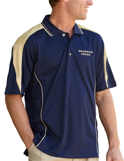 Pro Celebrity KMVGLD Maverick Vegas Men's Polo Shirts
