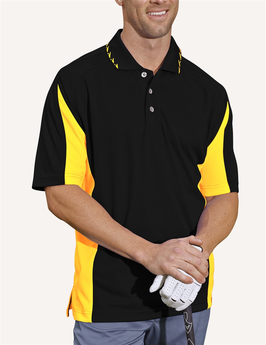 Pro celebrity golf shirts clearance