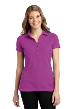 Port Authority® Ladies Modern Stain-Resistant Polo L559