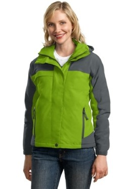 Port Authority L792 Ladies Nootka Waterproof Jackets. Up to 25% Off. Free Shipping available.