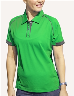 Pro Celebrity NEW208 Aloha Ladies' Snag Resistant Polo Shirts