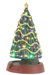 MTH Figures Set_Operating Town Square Christmas Tree_30-11092
