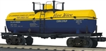 Bee Hive Corn Syrup_MTH Single Dome Tank Car_30-73541_3Rail