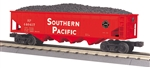 Southern Pacific_SP_MTH 4 bay open hopper_30-75574_3Rail