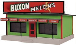 MTH Building_Road Side Stand_Buxom Melons_30-90620