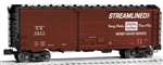 Central of Georgia_CofGA_Lionel 40' PS-1 boxcar_6-17772_3Rail