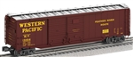 Western Pacific_WP_Lionel double door boxcar_6-27459_3Rail