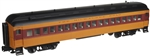 Milwaukee Road_Atlas Trainman 60ft Passenger Coach Car_2001116_3Rail