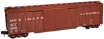 Rock Island_RI_Atlas Trainman 50' Single Sheath Boxcar_2001516_3Rail