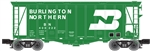 Burlington Northern_BN_Atlas 40' Airslide_3001045_3Rail