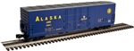 Alaska Railroad_Atlas 53' Evans Double Plug Door Boxcar_3001321_3Rail