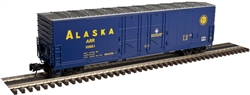 Alaska Railroad_Atlas 53' Evans Double Plug Door Boxcar_3002321_2Rail