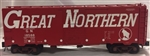 Great Northern_GN_Atlas 40' AAR Steel Boxcar_3001812_3Rail